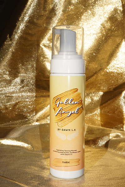 Golden Angel Tan Dark