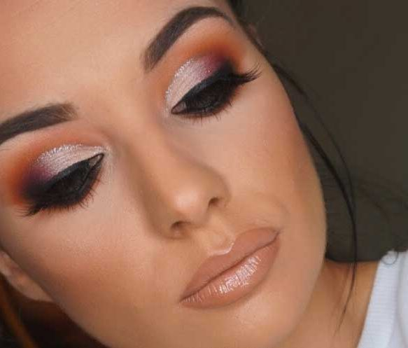 Dawn Finnegan makeup application